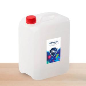 Alkoholová dezinfekce 10L