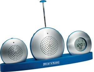 Reath diktafon-rádio-hodiny