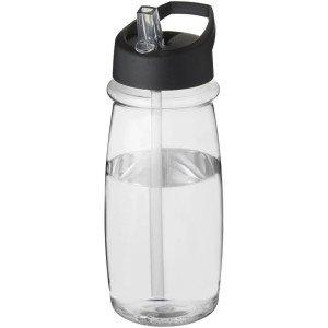 Sportovní láhev svíčkem shubičkou H2O Pulse 600 ml
