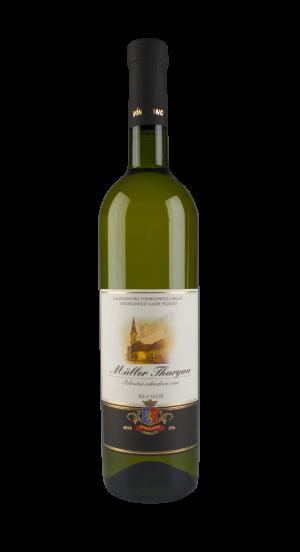 Muller Thurgau bílé víno suché 0,75 l, Premium