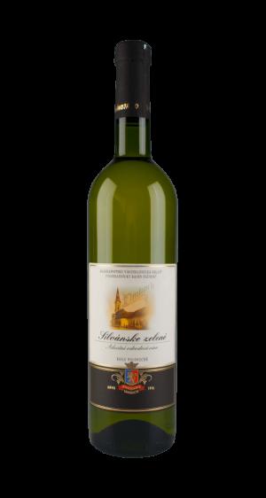 Silvánske zelené víno suché 0,75 l, Premium