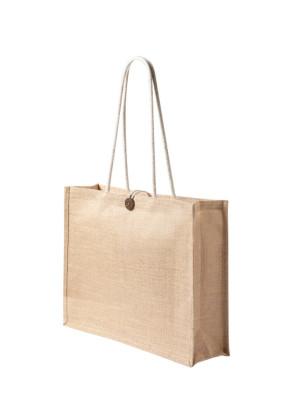 Jutová plážová taška Triex
