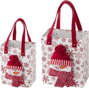 Set vánočních tašek