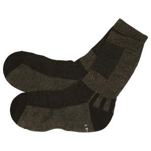 Šedé ponožky SCHWARZWOLF TREKING