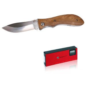 Zavírací nůž s pojistkou SCHWARZWOLF JUNGLE
