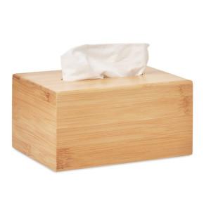 Bambusová krabice TISSBOX