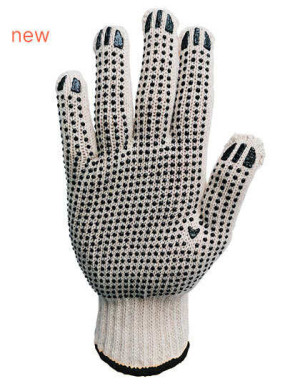 Hrubé pletené rukavice