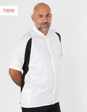 Pracovní bunda na zip Le Chef