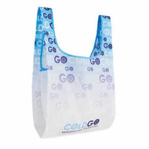 Skládací nákupní taška Vest, plnobarevně potisknutelná