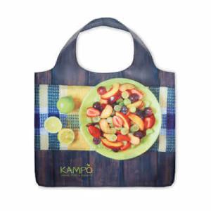 Skládací nákupní taška XL, plnobarevně potisknutelná