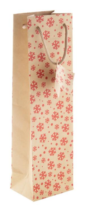 Vánoční taška, na láhev Majamaki W