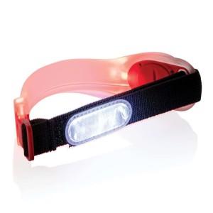 Bezpečnostní LED popruh