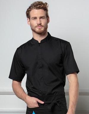 Košile se stojáčkem Bargear Mandarin Collar
