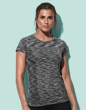 Dámské tričko  Active Seamless Raglan