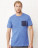 Reklamnepredmety Pánské tričko jersey s kapsou