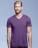 Reklamnepredmety Tričko dospělý Tri-Blend v výstřih