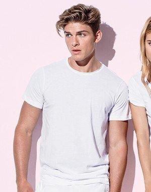 Pánské triko z nejjemnější bavlny