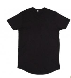 Pánské prodloužené tričko Organické