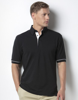 obrazok Polo Contrast Button Down Collar - Reklamnepredmety