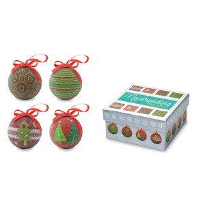 SQUARY set vánoční ozdoby