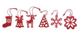 ROUGE vánoční ozdoby