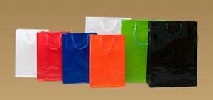 Laminované tašky bez potisku
