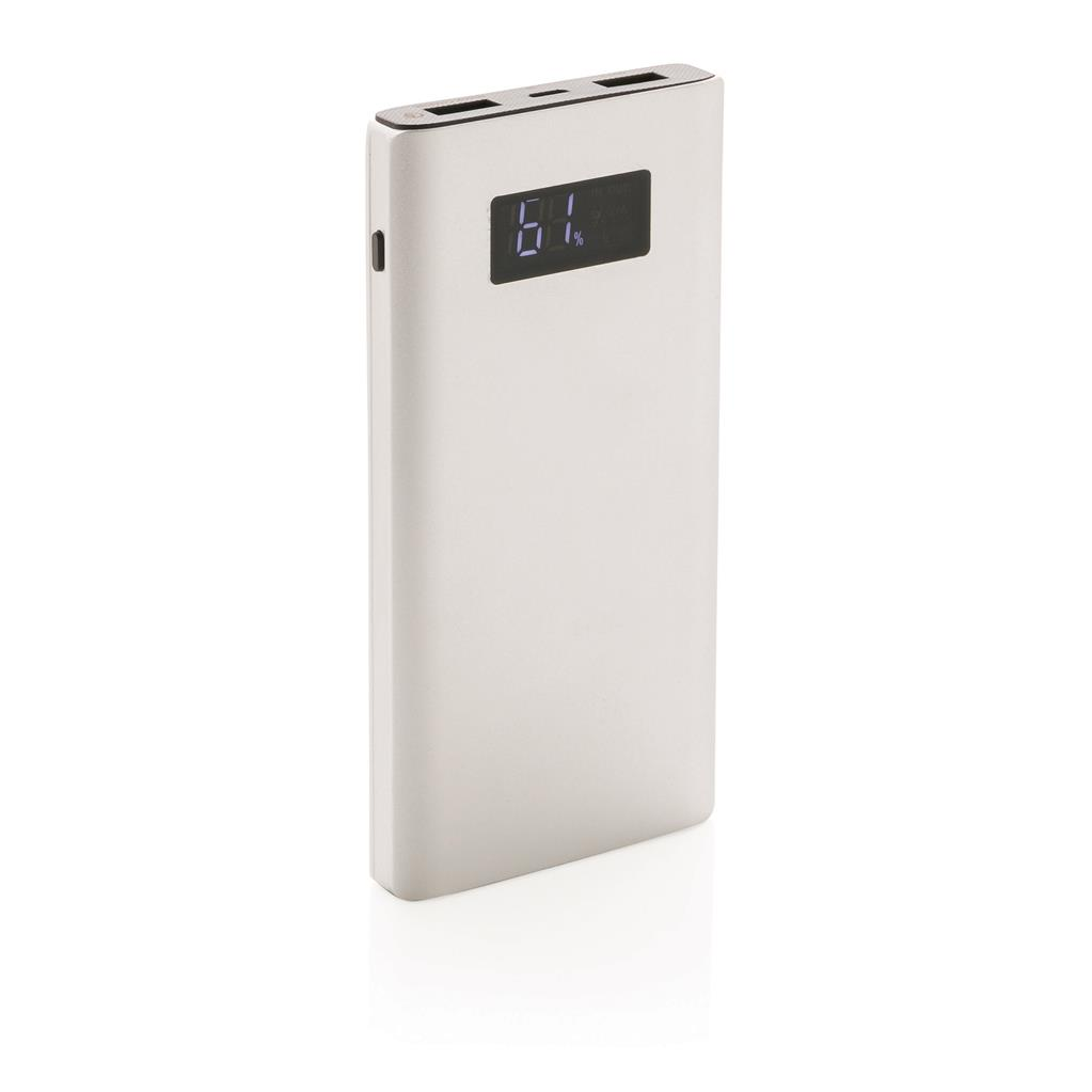 10.000 mAh powerbank with quick charge