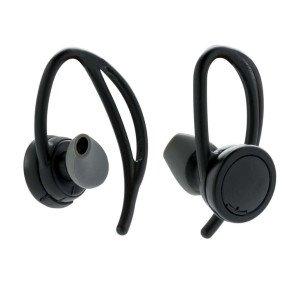 True wireless sport earbuds