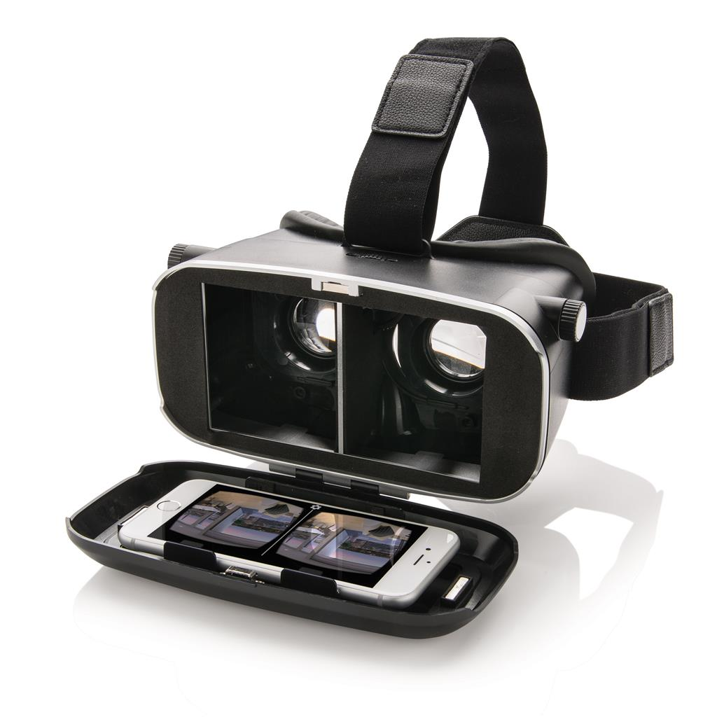VR 3D brýle