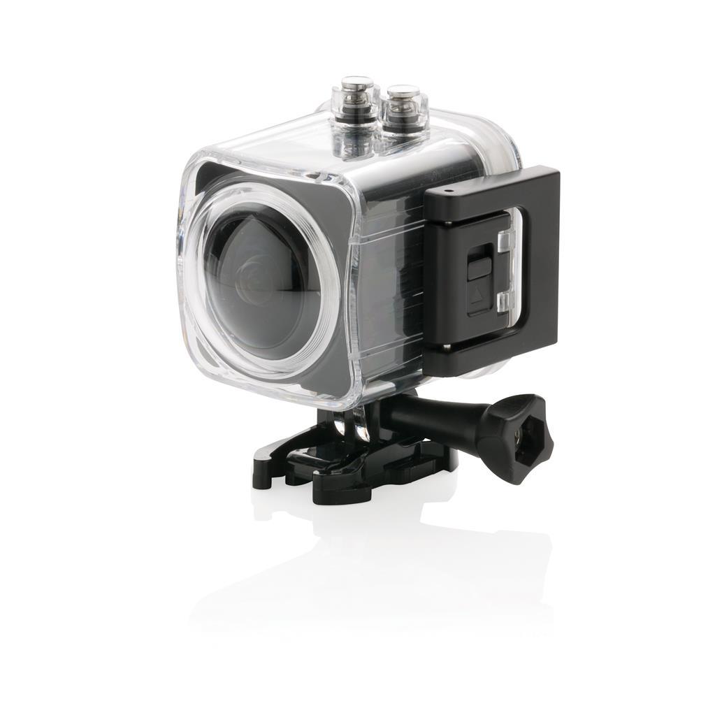 Akční 4K kamera s 360° zobrazením