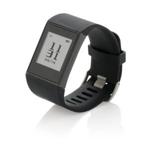 Multi-sportovní hodinky E-ink