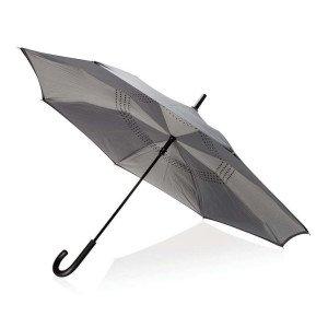 """23"""" manuální reverzní deštník"""