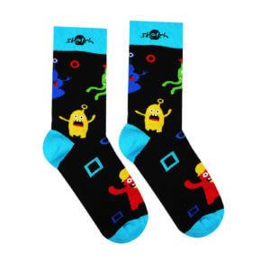 obrazok Ponožky mimozemšťané - Reklamnepredmety