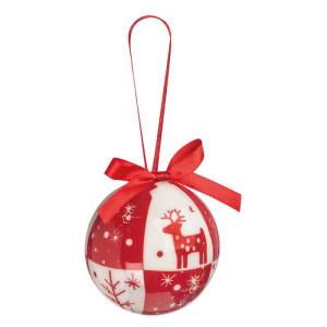 Vánoční koule v krabici