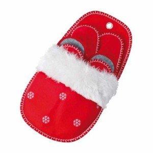 Vánoční pantofle