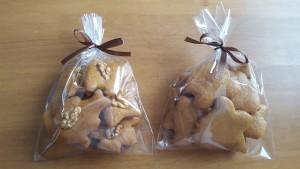 Balíček 10 ks domácích perníků s ořechem