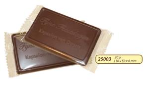 obrazok Reklamní čokoláda s logem - Reklamnepredmety