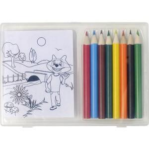 Tužky barevné