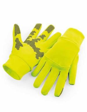 Softshellové pracovní rukavice