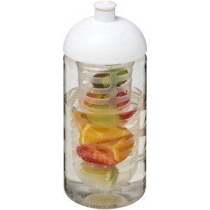 Sportovní láhev s infuzérem a kupolovitým víčkem H2O Bop® 500 ml