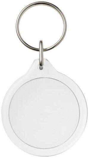 Kulatá plastová klíčenka Orb