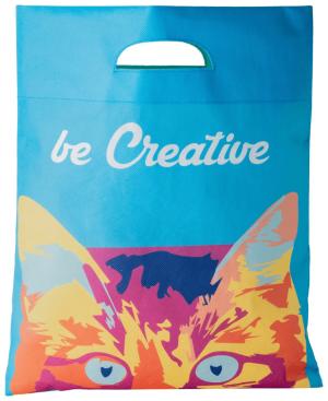 SuboShop Zero nákupní taška z netkané textilie na zakázku