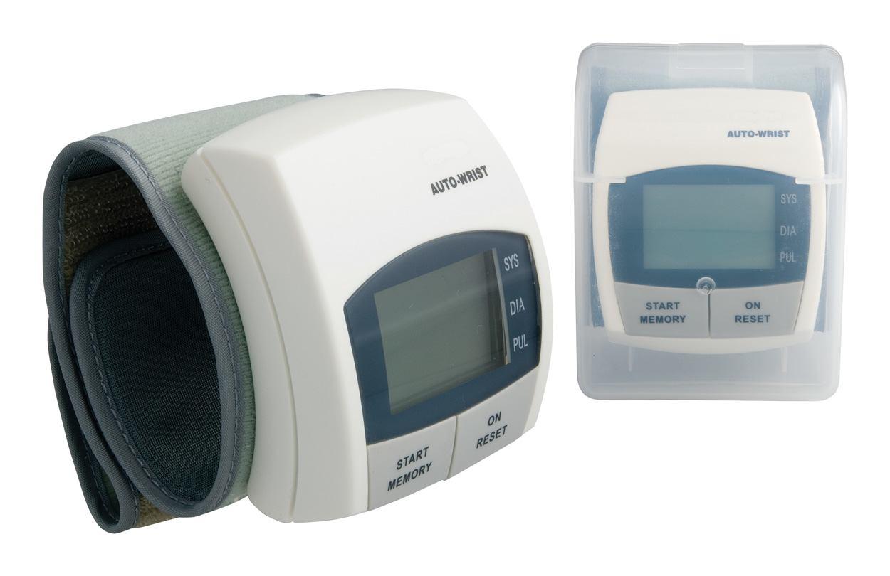 Health digitální měřič tlaku