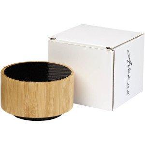 Bambusový Bluetooth® reproduktor Cosmos