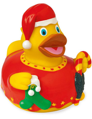 MBW131109 Squeaky Duck Christmas