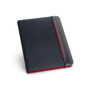 obrazok A4 folder. Imitation leather and 800D - Reklamnepredmety