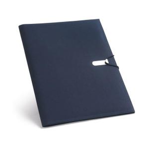 obrazok A4 folder. 600D. Notepad: 20 lined - Reklamnepredmety