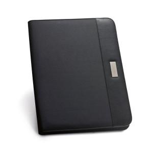 obrazok A4 folder. Imitation leather and - Reklamnepredmety