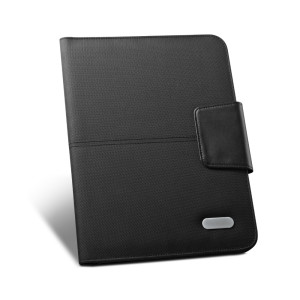 obrazok A4 folder. Imitation leather and 1680D. - Reklamnepredmety