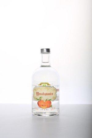 Natural produkt rada - Broskyňovica